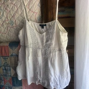 Cute adjustable strap American Eagle Summer Top
